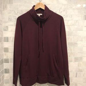Orvis Mock Sweatshirt